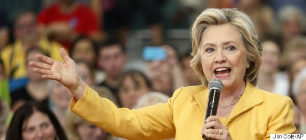 Clinton Goes Big On Climate Change With Half-Billion Solar Panels Pledge