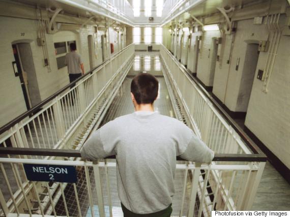 prison cells uk