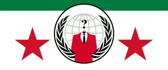 SYRIA HACKED ANONYMOUS