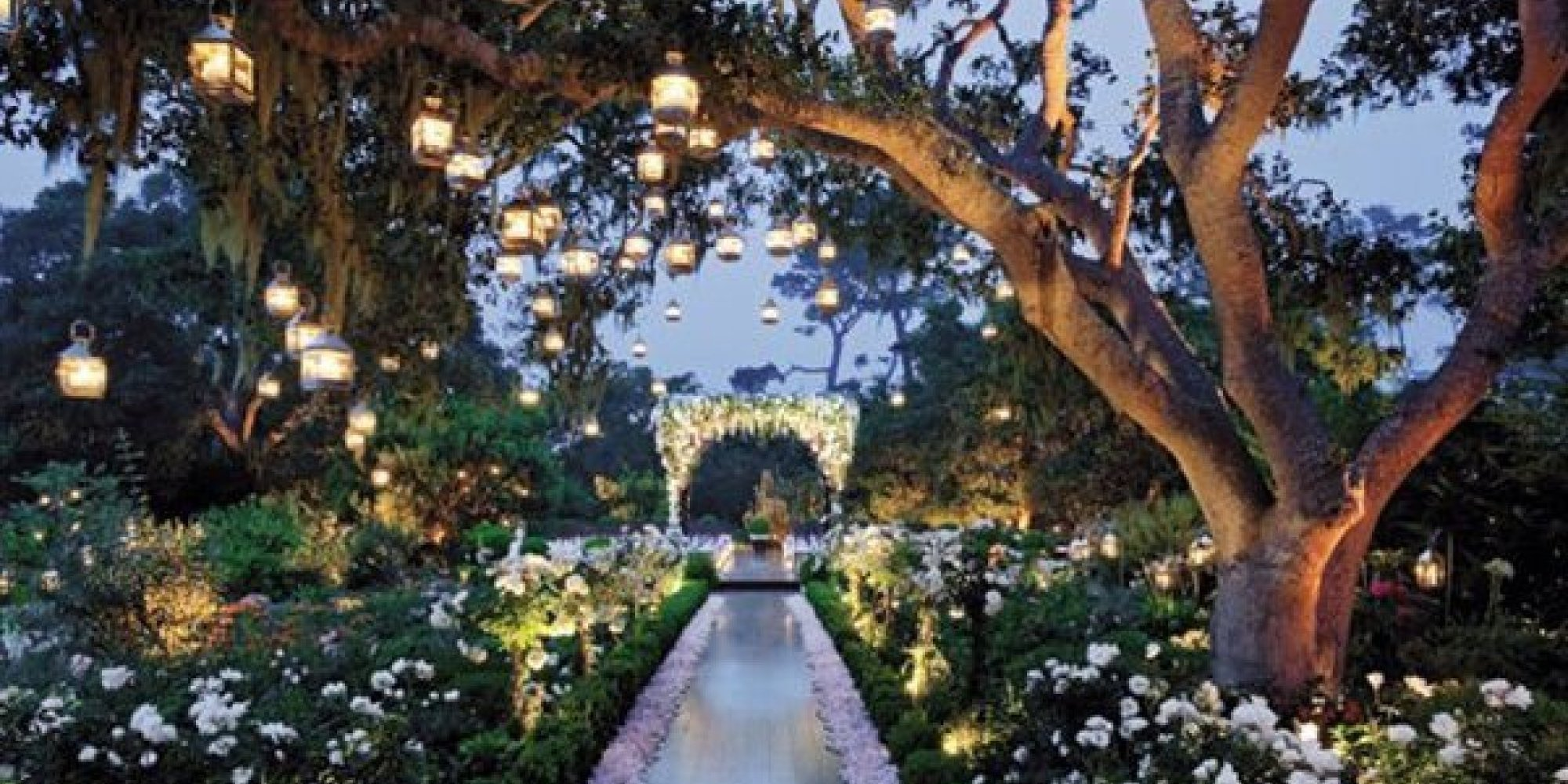 50 Romantic Wedding Ideas That Are Straight Out Of A Fairy Tale | HuffPost