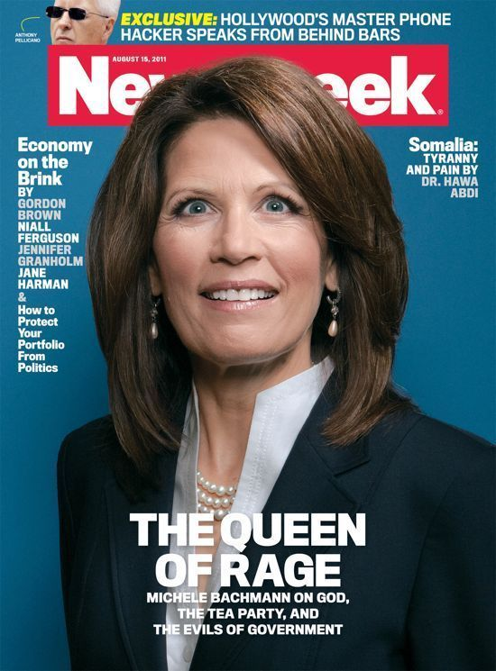Ames Straw Poll Winner is.... Michele Bachmann