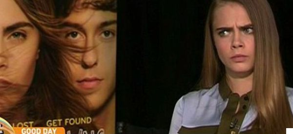 Cara Just Gave The World's Most Awkward Interview EVER