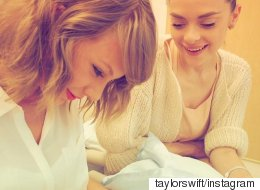 Taylor Swift Meets Godson And Is Completely In Love