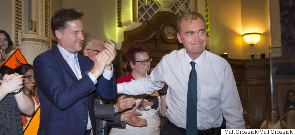 Nick Clegg Turns Down Job In Tim Farron's Lib Dem Team
