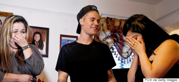 The Biebs Shows His Nice Side With Super Sweet Surprise