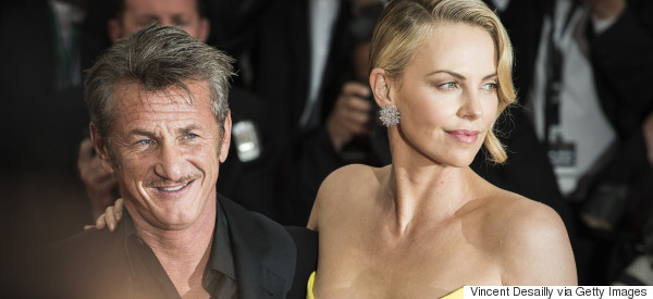 Charlize And Sean Forced Into Awkward Reunion