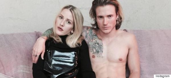 Ellie And Dougie Are Pretty Damn Hot In Their First Couples Shoot