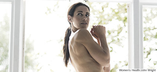 Kirsty Leads Parade Of Body-Confident Stars In Naked Women's Health Issue