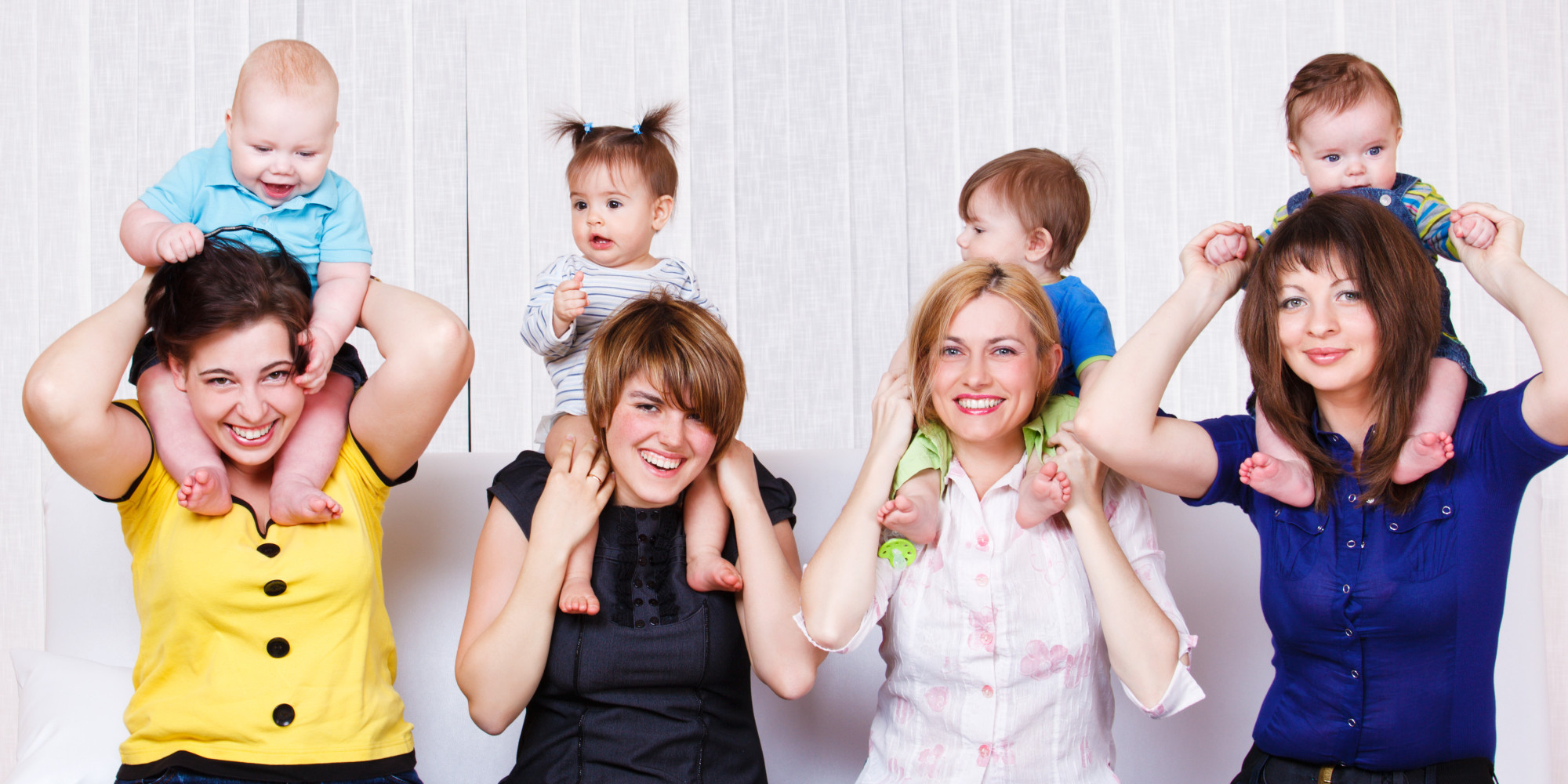 Фото молоді мамочки 5 фотография