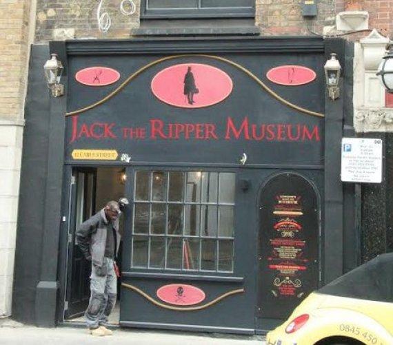 ripper museum