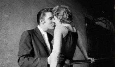 Elvis Presley in 'The Kiss' Pic