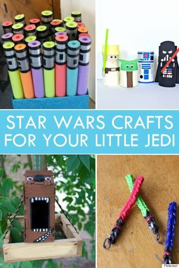 star wars craft 14 wars crafts for your jedi 3000