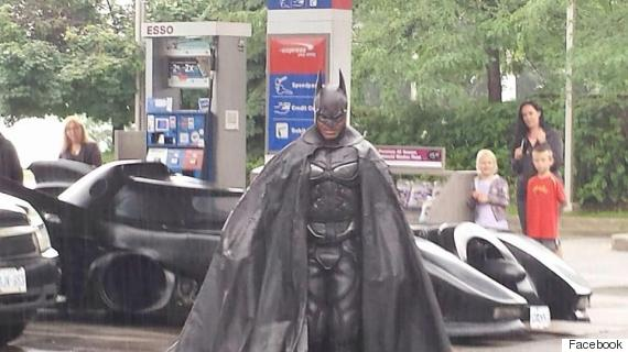 brampton batman