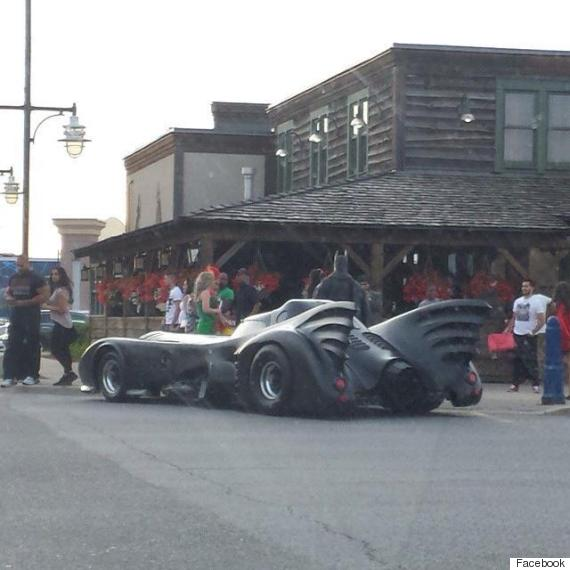 brampton batmobile