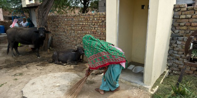 Open Defecation In India Leads To Rape And Disease Now
