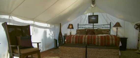 PAWS UP GLAMPING
