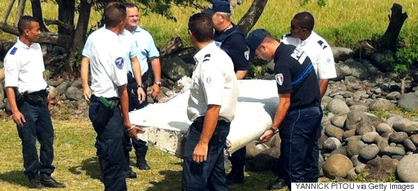 'High Degree Of Confidence' Reunion Island Debris Belongs To Boeing 777