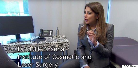dr julie khanna