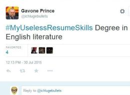 16 Totally Useless CV Skills We Can All Relate To
