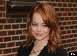 Emma Stone Fears Spiderman's Wide Web Of Fans Ahead Of Franchise Reboot