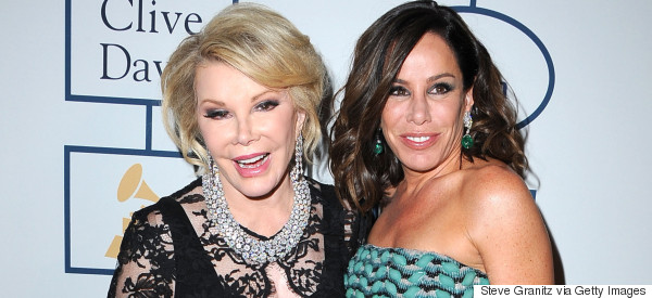 Melissa Rivers Opens Up About Joan's Final Moments