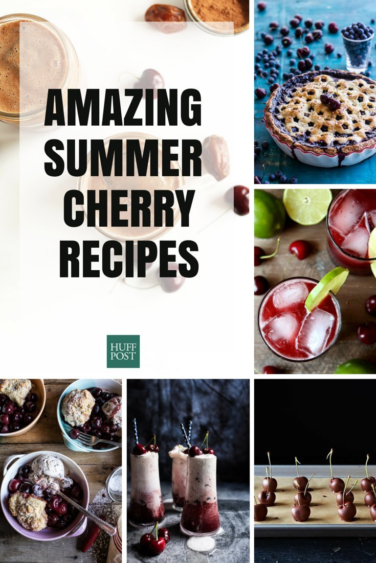 cherry recipes