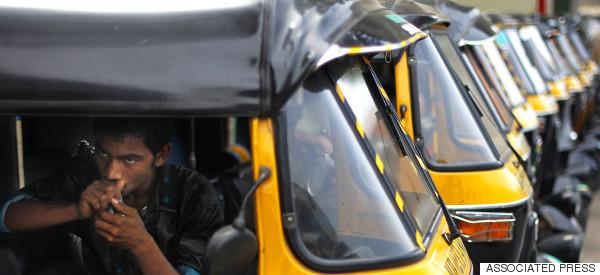 mumbai rikshaw