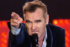 Morrissey  | Pic: PA