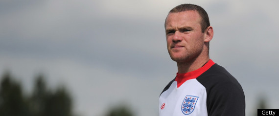 WAYNE ROONEY LONDON RIOTS