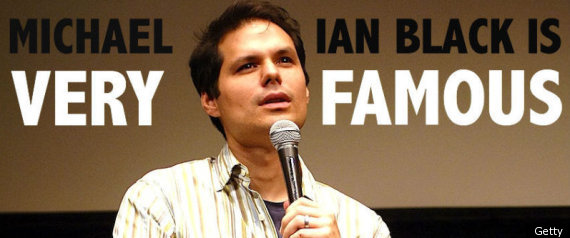 MICHAEL IAN BLACK INTERVIEW
