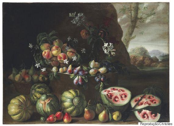 quadro melancia
