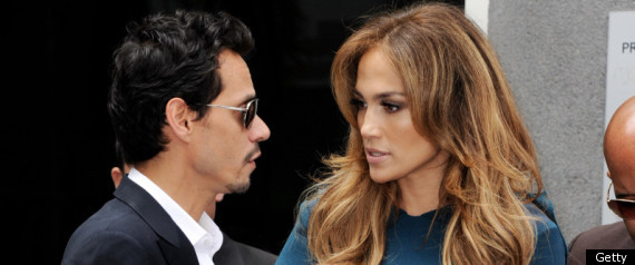 JENNIFER LOPEZ MARC ANTHONY SPLIT BREAKUP