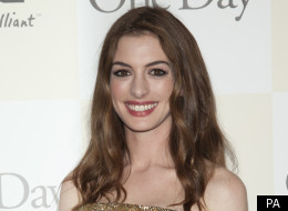 Anne Hathaway Reveals Pressure Of Taking On A Beloved Brit