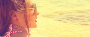 Sonne Frau