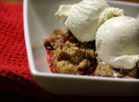 One Of The Easiest Fruit Cobblers You Will Ever Make