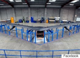 Facebook Have Made A Drone That's Bringing The Internet To EVERYONE