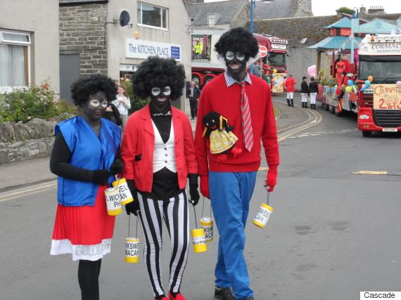 golliwog costumes
