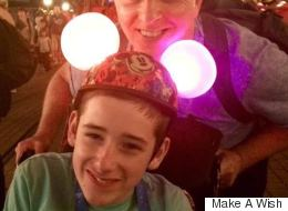 Critically Ill Teenager Finds Out He's Going To Disneyland, Internet Weeps With Joy
