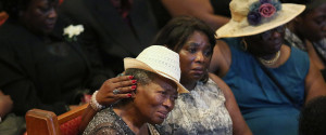 Charleston Mourning