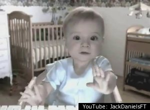 stock market baby commercials