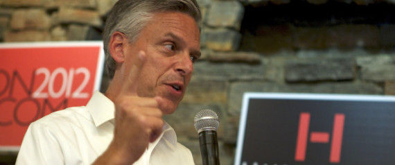 JEB BUSH JON HUNTSMAN
