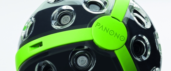 PANONO PANORAMIC CAMERA