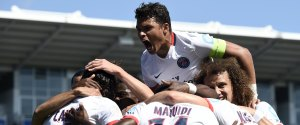 PSG LYON TROPHEE DES CHAMPIONS 2015
