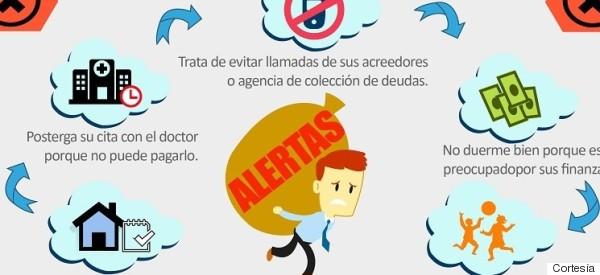 CÓMO DESCUBRIR SEÑALES DE ALERTA CON TUS DEUDAS