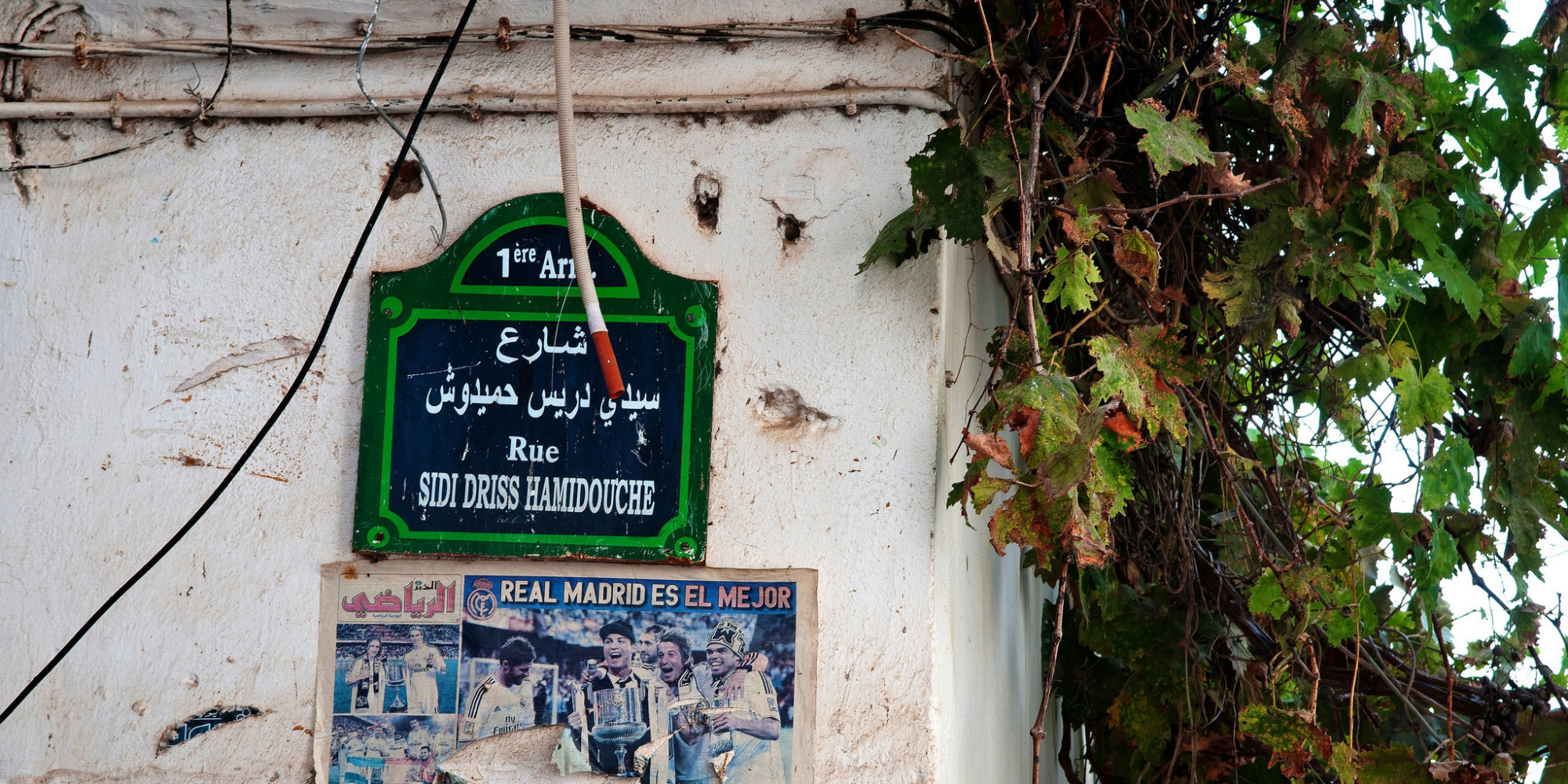80 000 rues sans noms en alg rie le minist re de l for Ministere exterieur algerie