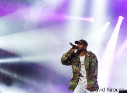 Osheaga : Kendrick Lamar et Nas, deux rois du rap (PHOTOS)