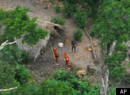 Brazil Isolated Tribe Missing