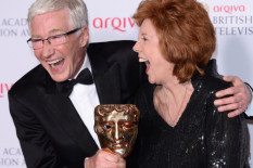 Paul O'Grady and Cilla Black | Pic: Getty