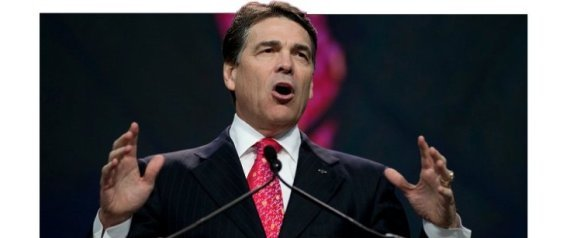 RICK PERRY 2012