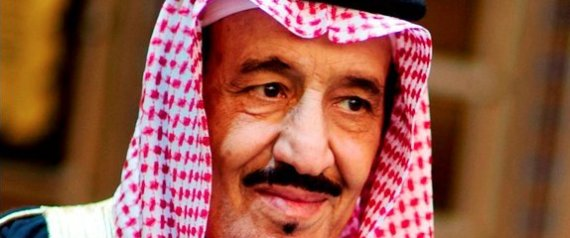 KING SAUDI ARABIA